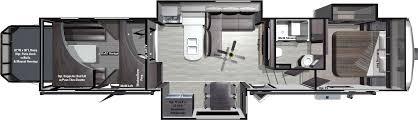 open range 5th wheel floor plans 2017 highlander fifth wheels by highland ridge rv