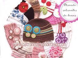 modelos modernos para gorras tejidas con gorros crochet para niños patrones y modelos crochet y dos