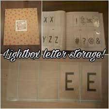 Hobby Lobby Light Box I Finally Found The Perfect Storage For My Heidiswapp Lightbox
