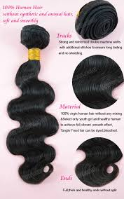good hair for sew ins colored 1 1b 2 3 4 5 body wave virgin brazilian hair weave