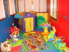 idea for a soft toddler play area for a doctor u0027s office or