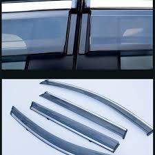 accessori tende da sole esterne abaiwai accessori auto esterni pc acciaio inox tonalit罌 tende da