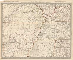 Map Of Illinois And Missouri by 1833 North America Sheet X Parts Of Missouri Illinois Kentucky