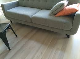 Whitewash Flooring Laminate Dilute Black Stained And White Washed And Matt Finished Tas Oak