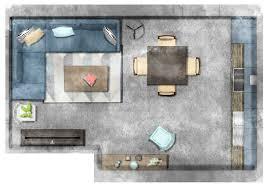 Hand Rendered Floor Plan Sketchup Hub U2013 Floor Plan Competition U2013 Sketchup Hub