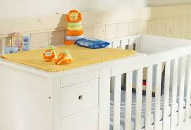 Cot Changing Table Cot Changing Table Quality 3 In 1 Cot Bed Changing Table Chest Of