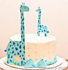 giraffe baby shower cake balancing bites giraffe baby shower cakes