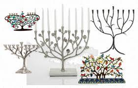 menorah tree of design megillah botanical menorah