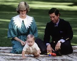 Prince Charles Princess Diana Prince William With Princess Diana And Prince Charles 1983