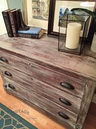 restoration hardware inspired dresser hometalk