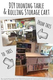 quilting ironing board table love this easy diy solution to make a large ironing board and a