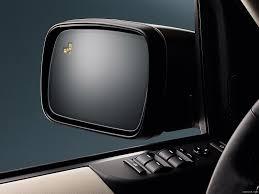 Blind Spot Alert 12my Range Rover Displaying The Blind Spot Monitoring Symbol In