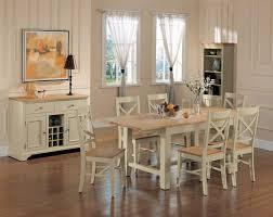 White Plastic Kitchen Chairs - shabby chic pedestal dining table brown fur rug dining set design