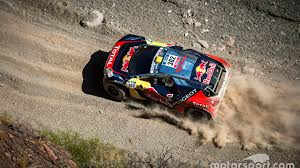 peugeot dakar dakar cars stage 10 peterhansel leads drama for sainz al attiyah