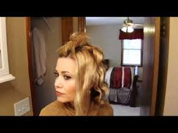 curling irons that won t damage hair how to curl a bob with a curling wand youtube