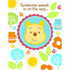 winnie the pooh baby shower invitations for girls ebb onlinecom