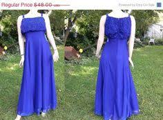 80s prom dress size 12 80s prom dress in blue by dessy creations with peplum drop