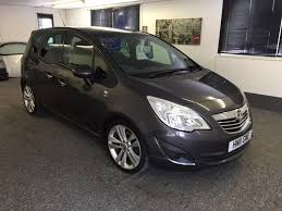 vauxhall meriva used 2011 vauxhall meriva se for sale in horsham west sussex gbp