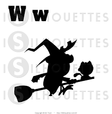 royalty free halloween stock silhouette designs
