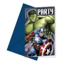 avengers parties2remember