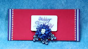 paper ornamental quilling envelope how to docorate birthday