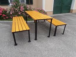 fixias com gartenbanke beton holz 053254 eine interessante