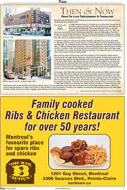 article de cuisine montreal anyone remember this place thenandnowmontreal montreal times