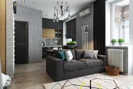 Comfortable And Practical Small Home Designs Under Fifty Square Meters 20 Square Home Designs