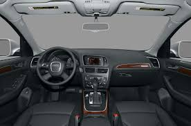 Audi Q5 Suv - review the 2011 audi q5 is a nice reward after years of