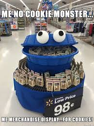 Cookie Monster Meme - you think you re clever don t you cookie monster meme on imgur