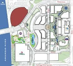 Riverwalk Map Retail Office Shopping Restaurant Development Property Map