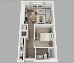 beautiful studio apartment plan building floor plans picturesque