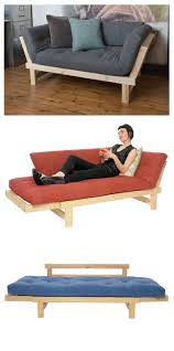 Chaise That Turns Into A Bed Best 25 Sofa With Bed Ideas That You Will Like On Pinterest
