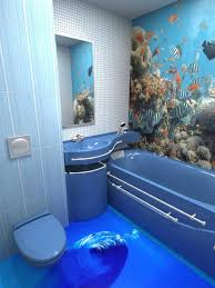 small blue bathroom tiles ideas and pictures bathroom flooring ideas advice for better look noerdin com amazing dolphin pattern with aquarium wallpaper