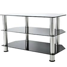 best buy tv tables glass tv stand king universal black glass stand suitable up to inch