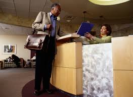 Duties Of Front Desk Officer by How To Interview Someone For A Front Desk Position Career Trend