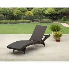 Outdoor Lounge Chair Patio Furniture Walmart Com