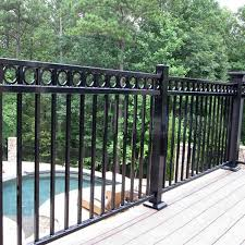 fortress deck railing fortress iron rail systems fortress railing