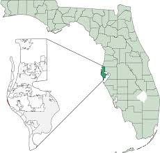 Florida Map Of Beaches by Indian Shores Florida Wikipedia
