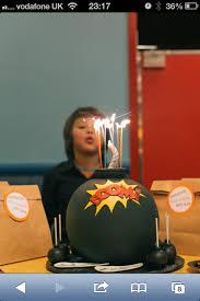 bomb cake spherical cake ideas pinterest bomb cake spy