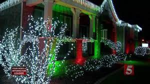 nashville christmas lights 2017 2017 holiday lights winner announced newschannel 5 nashville