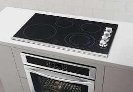 What Is A Cooktop Stove Frigidaire Gallery 30 U0027 U0027 Electric Cooktop Stainless Steel Fgec3045ps