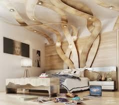 foto chambre a coucher décoration chambre à coucher moderne et confortable