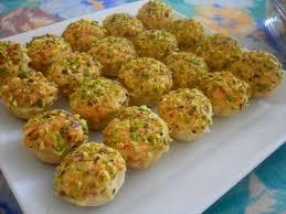 cuisine tunisienne gateau guizata bouchées aux amandes قيزاطة tunisian delight