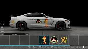 how to get and apply custom decals in forza motorsport 6 windows