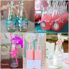 recuerdos de bautizado con frascos de gerber botella vidrio recuerdo boda cumpleaños vaso vintage 14cm bs