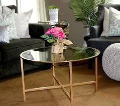 Glass Coffee Table Set Coffee Tables Beautiful Wonderful Round Glass Coffee Table