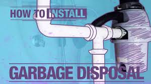Garbage Disposal Backing Up Into Single Sink how to install a garbage disposal youtube