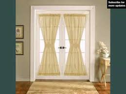 Side Panel Curtains Door Curtains Be Equipped Side Panel Curtains Be Equipped