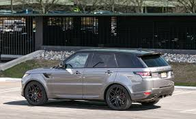 range rover svr engine 2017 land rover range rover sport supercharged svr in depth